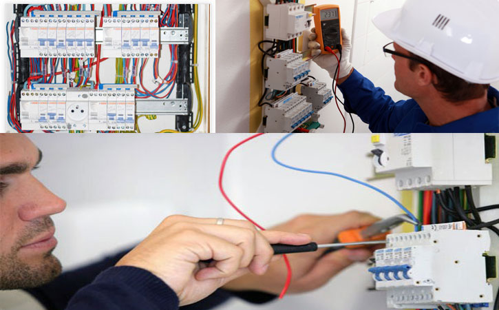 Réparation, Installation, remplacement et Remise aux normes électriques   Electricien drancy
